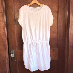 Vintage Esprit Embroidered Tunic Size L